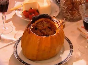 Суп махох и другие блюда зимней кухни Армении