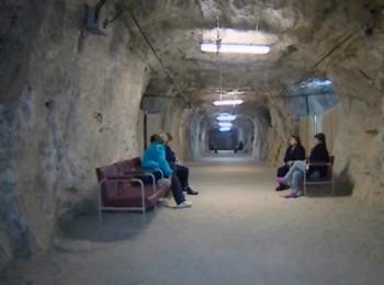 Соляные пещеры Армении